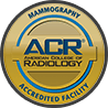 ACR Mammography Accredited